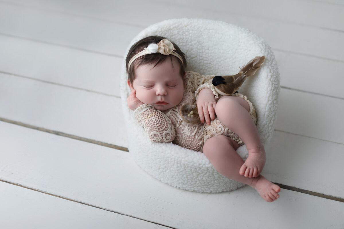 Rafaela - Ensaio Newborn