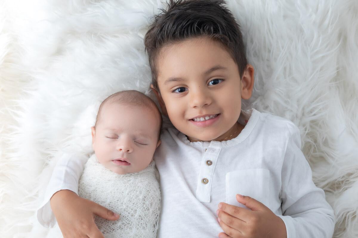 Gabriel - Ensaio Newborn