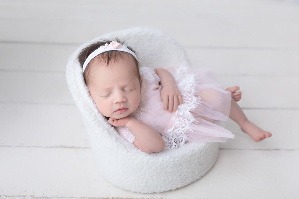 Romana - Ensaio Newborn