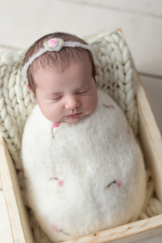 Isabela - Ensaio Newborn