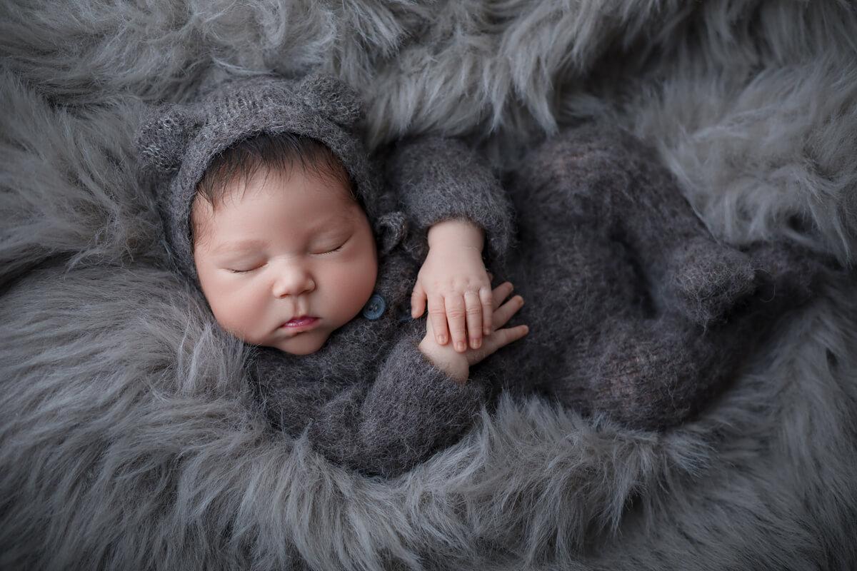 Theo - Ensaio Newborn